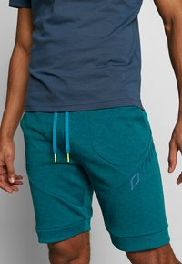 Dynafit - 24/7 TRACK - Pantalón corto de deporte - mykonos blue melange - 3