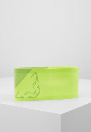 PERFORMANCE 2 DRY HEADBAND - Ear warmers - lambo green