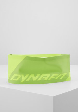 PERFORMANCE 2 DRY HEADBAND - Ear warmers - lambo green