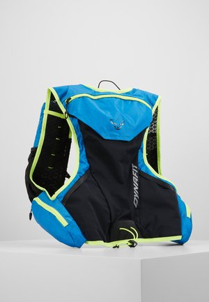 ALPINE 9 - Zaino - mykonos blue/fluo yellow