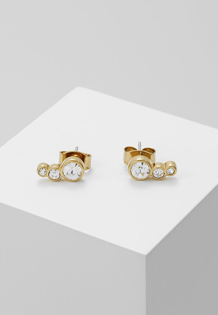 Dyrberg/Kern - LINI - Pendientes - shiny gold-coloured