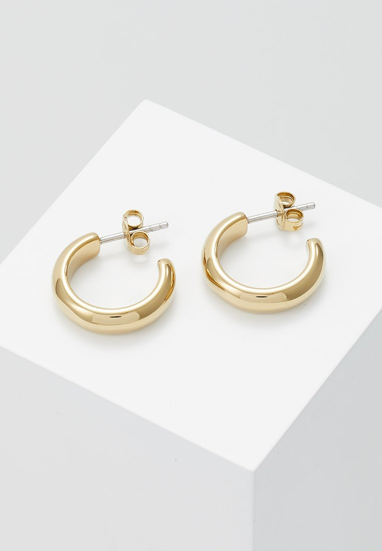 Dyrberg/Kern - ELLEN  - Earrings - shiny gold-coloured