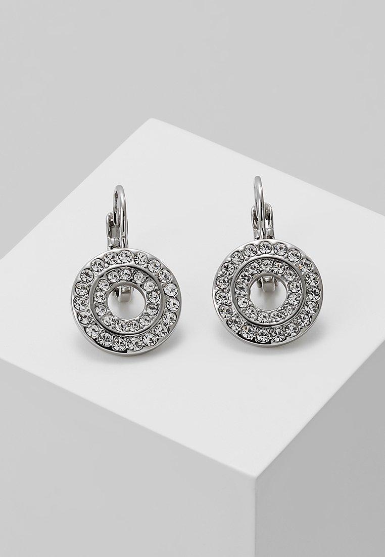 Dyrberg/Kern - AGGIE EARRING - Øredobber - silver-coloured