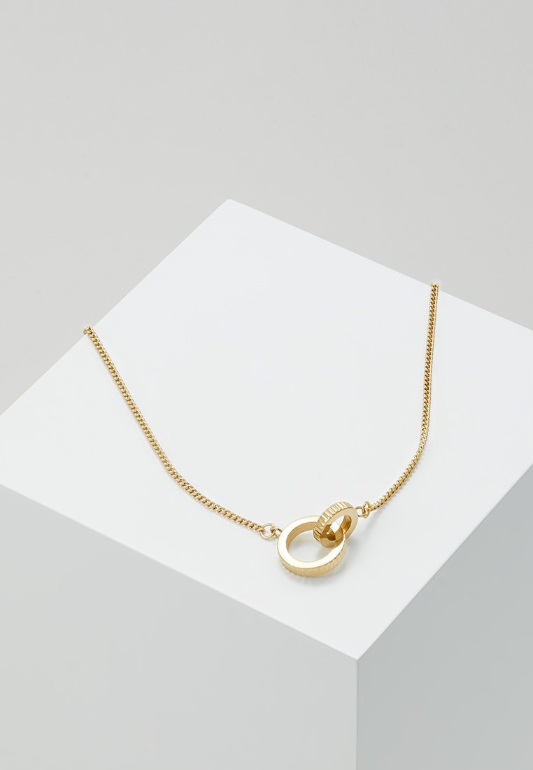 Dyrberg/Kern - EZELL SHINY - Necklace - shiny gold