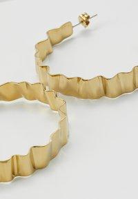Dyrberg/Kern - ADORNIA SHINY  - Earrings - shiny gold-coloured - 4