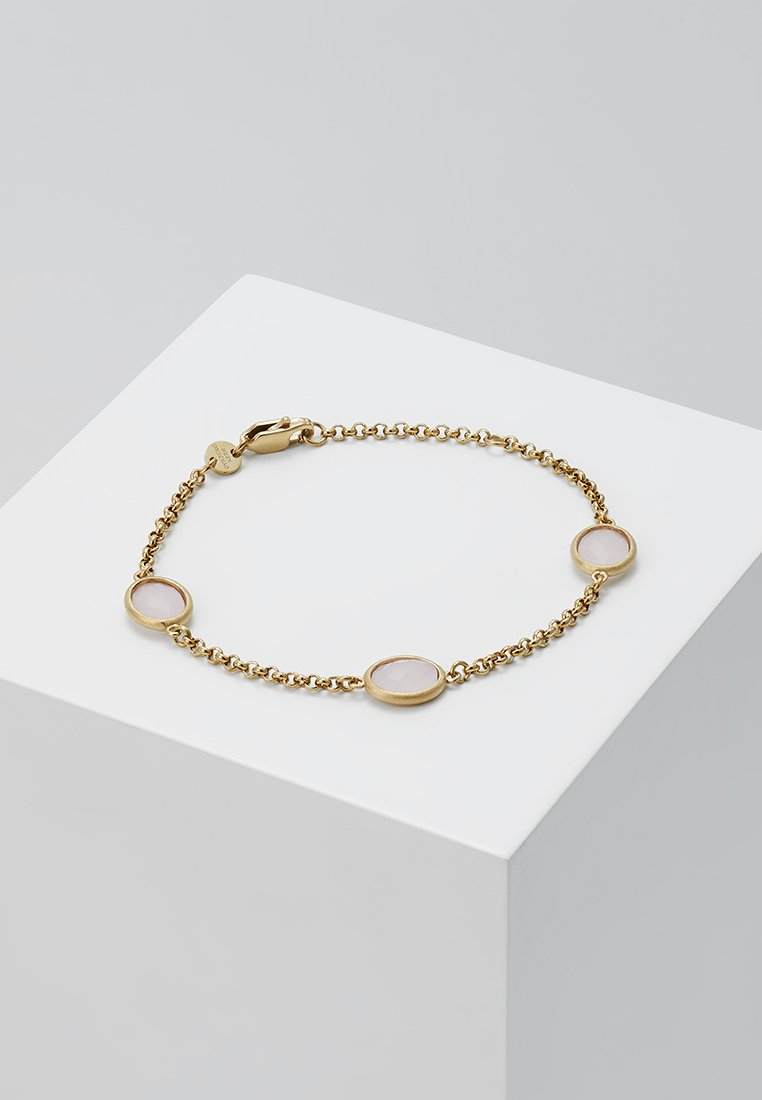 Dyrberg/Kern - SALMA - Armband - gold-coloured/rose