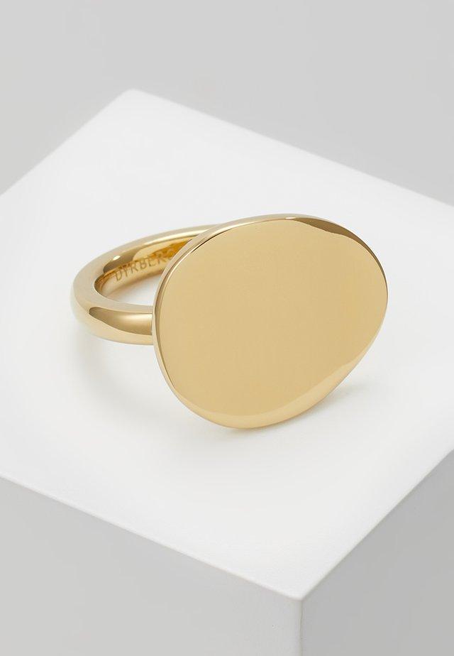 TAOLA SHINY - Ringe - shiny gold-coloured