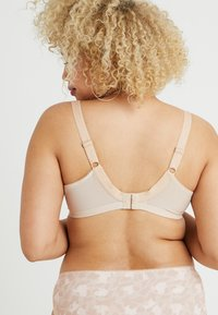Elomi - MORGAN BANDED BRA - Underwired bra - toasted almond - 2