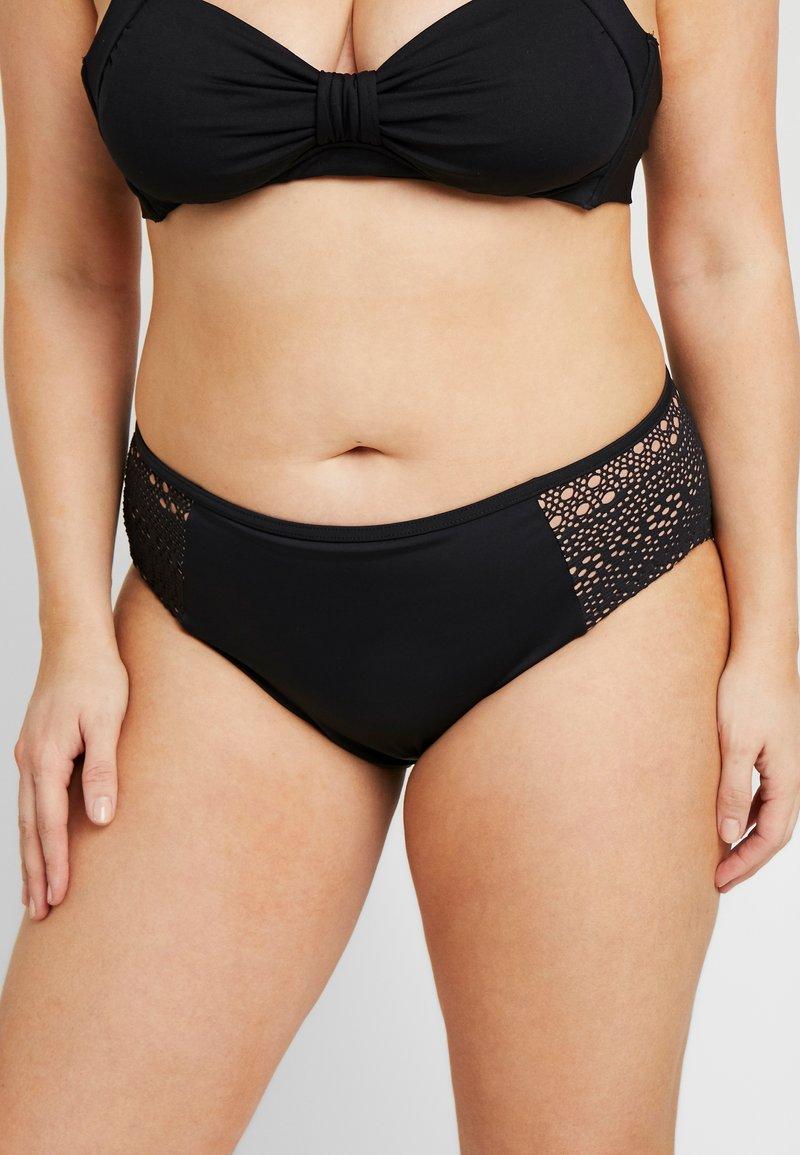 Elomi - INDIE MID RISE BRIEF - Bikinibroekje - black