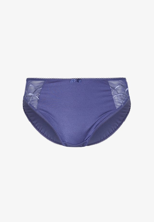 CATE BRIEF - Slip - denim