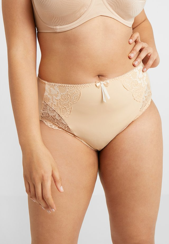 AMELIA BRIEF - Figi - nude