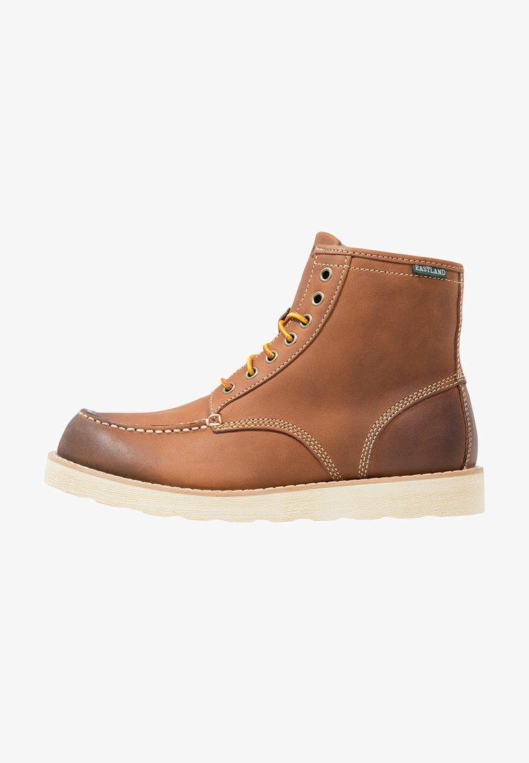 Eastland - LUMBER UP - Lace-up ankle boots - peanut
