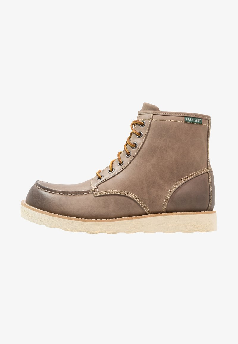 Eastland - LUMBER UP - Lace-up ankle boots - gray