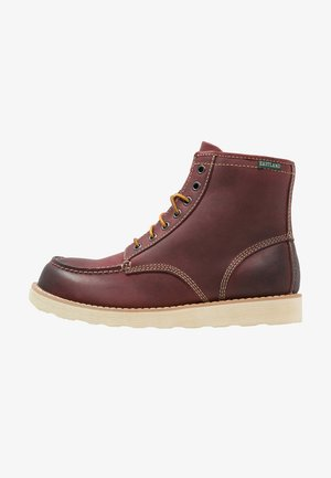 LUMBER - Lace-up ankle boots - oxblood