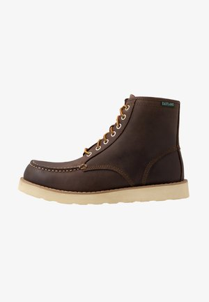 LUMBER - Lace-up ankle boots - brown