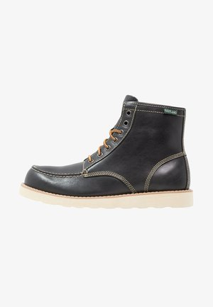 LUMBER UP - Bottines à lacets - navy