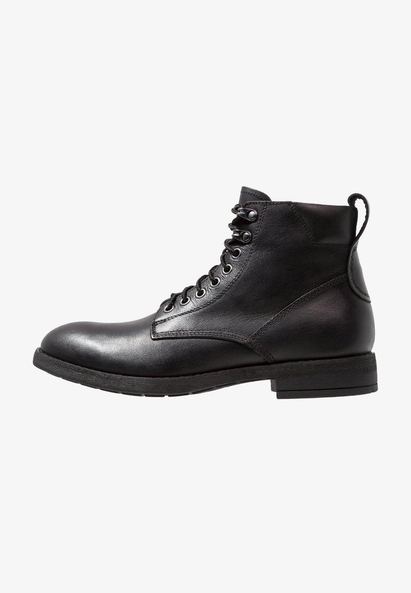 Eastland - DENALI - Lace-up ankle boots - black