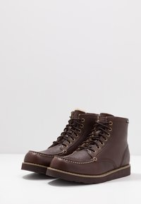 Eastland - LUMBER UP - Bottines à lacets - brown - 2