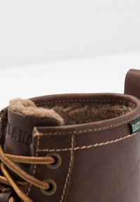 Eastland - LUMBER UP - Lace-up ankle boots - dark tan - 5