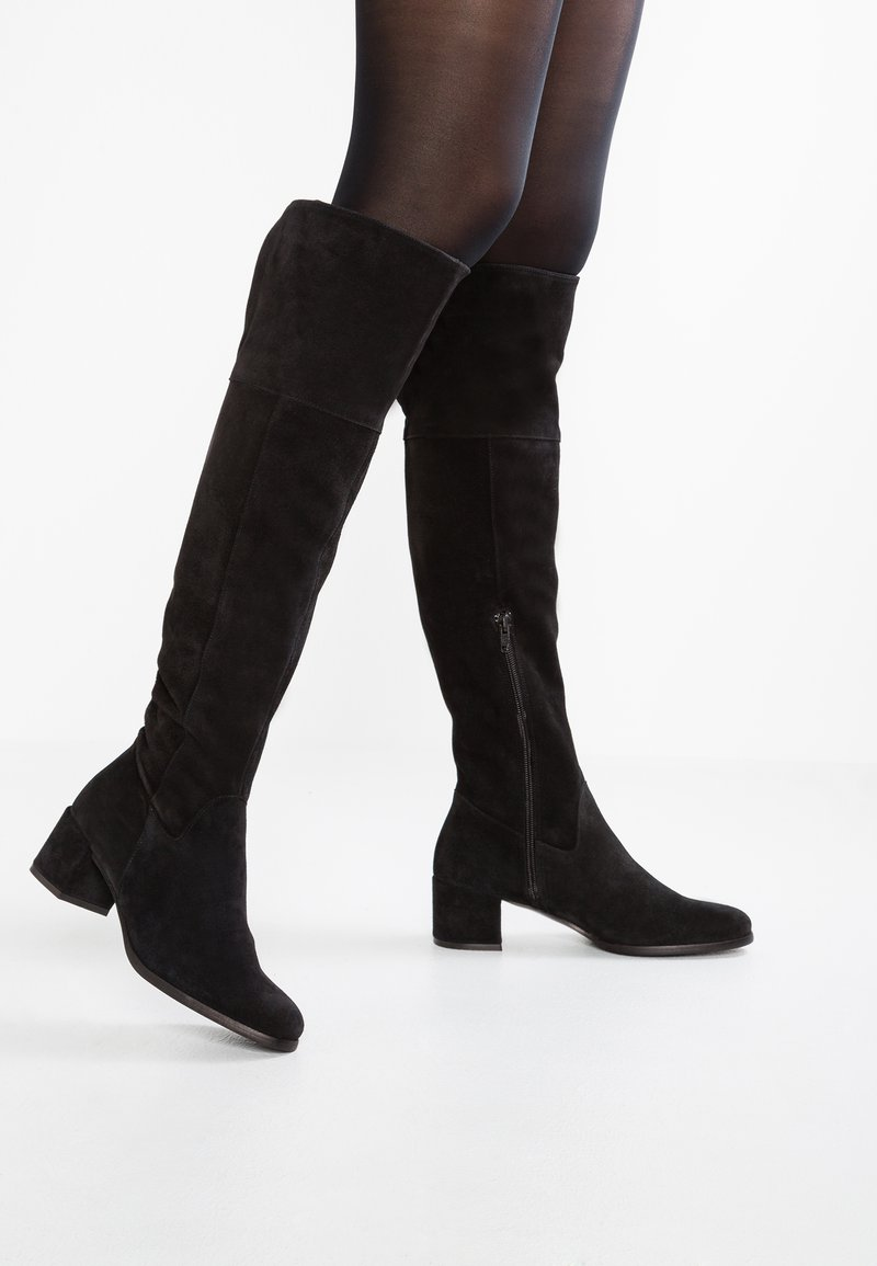 Élysèss - Over-the-knee boots - nero