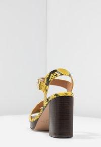 Élysèss - Sandales à talons hauts - amarillo - 5