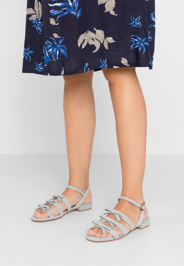 Sandals - azure