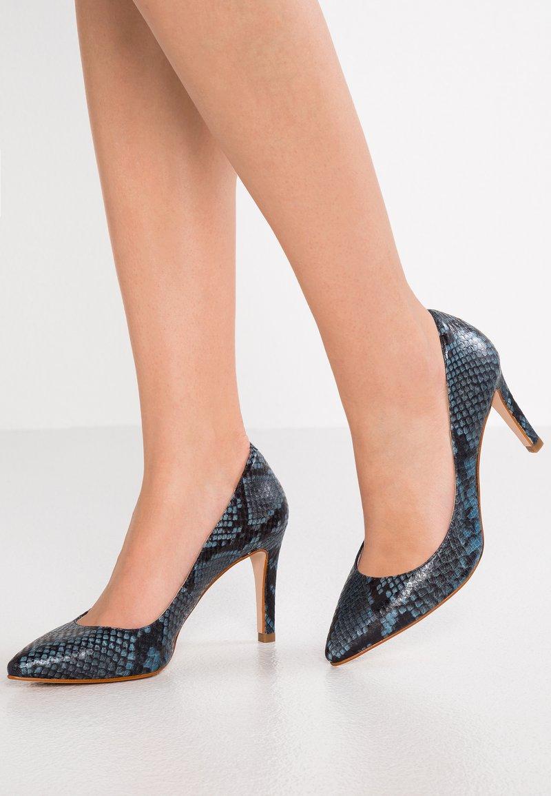 Élysèss - High heels - navy
