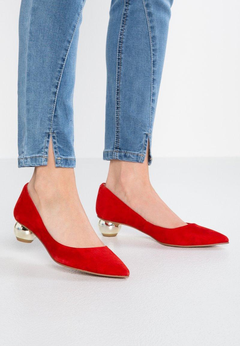 Élysèss - Classic heels - amalfi
