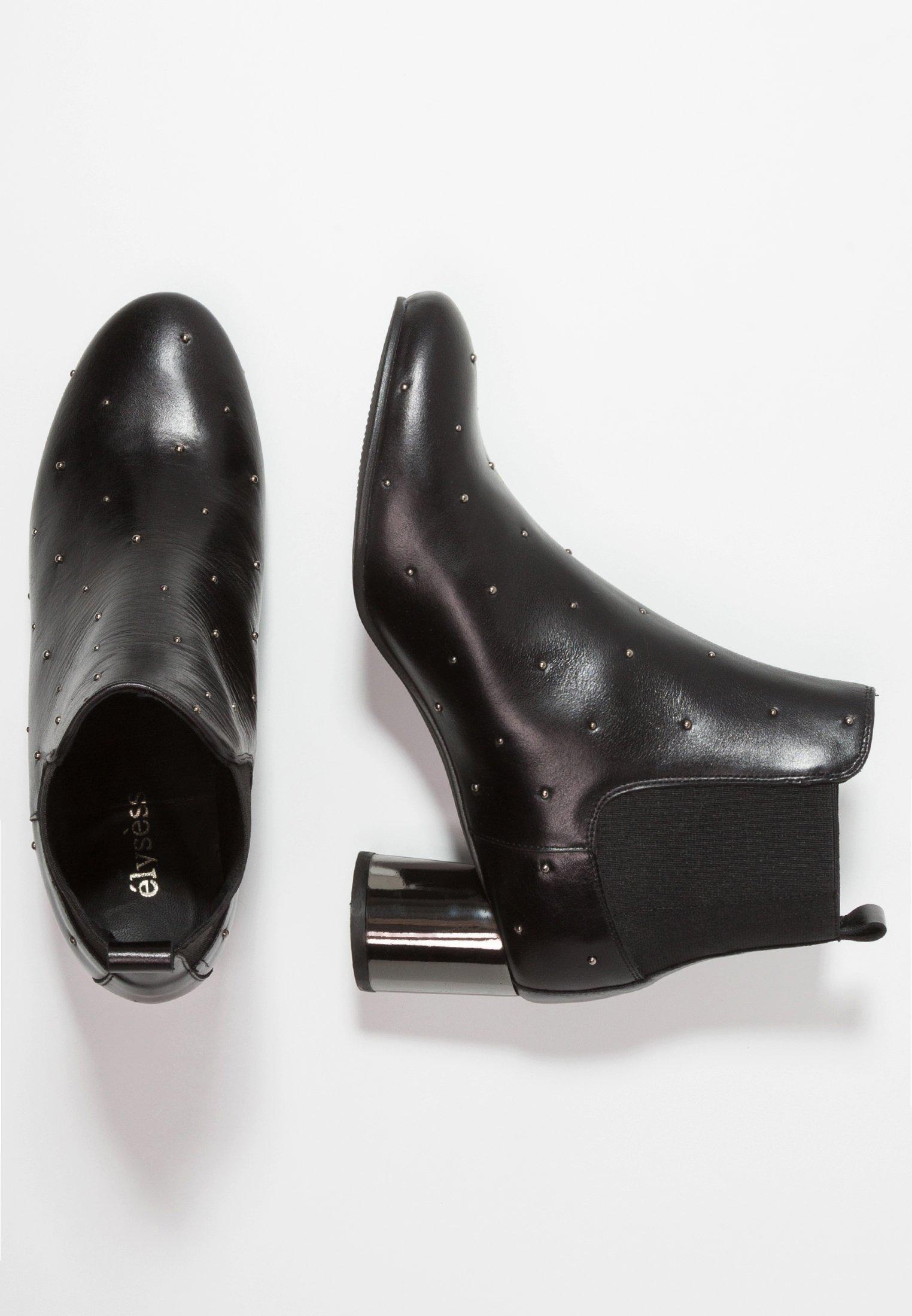 À Boots Boots Boots À TalonsNero Élysèss TalonsNero Élysèss Boots Élysèss À Élysèss TalonsNero 76yYfbg