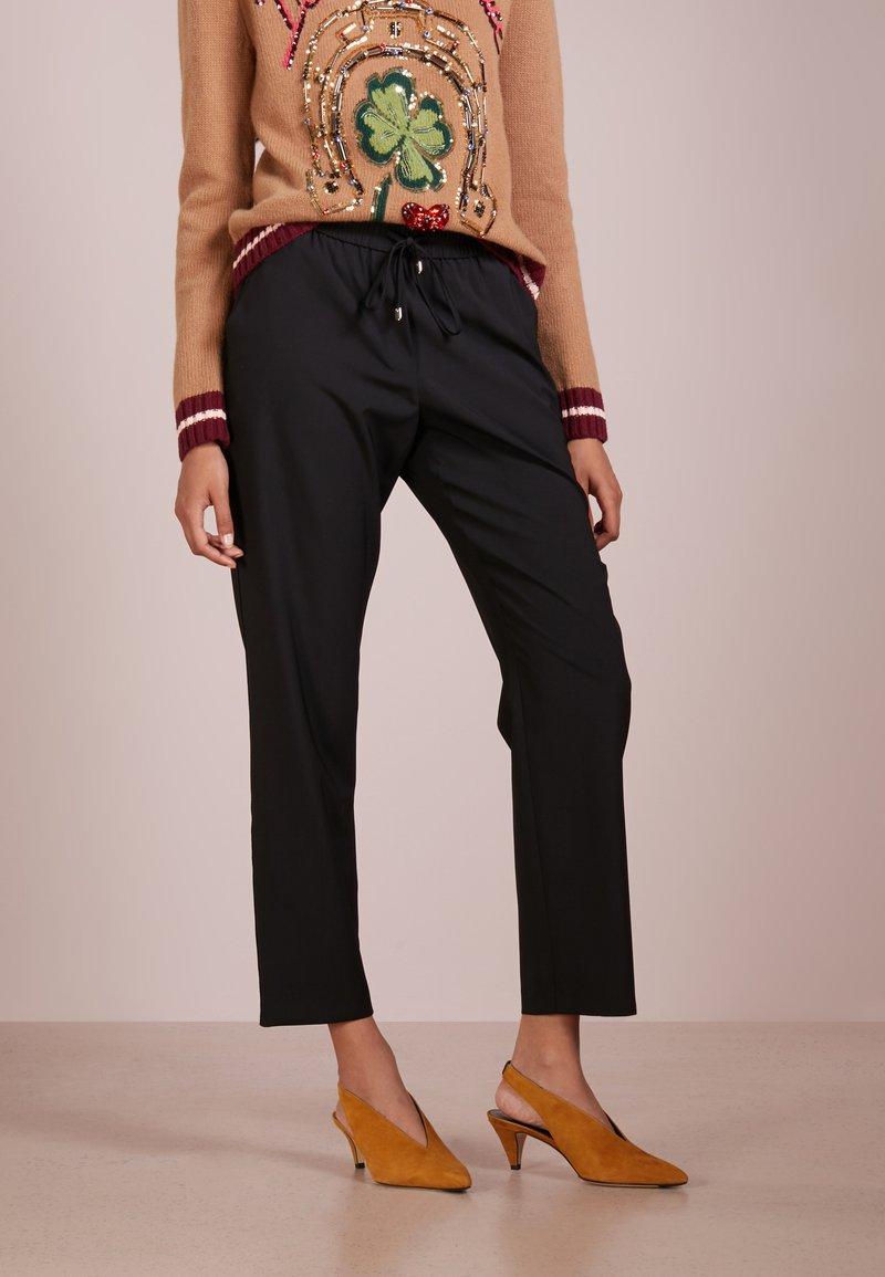 Escada Sport - TULIPASA - Trousers - black