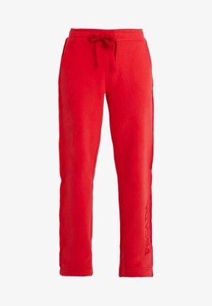 TEHEART TROUSER - Pantaloni sportivi - red