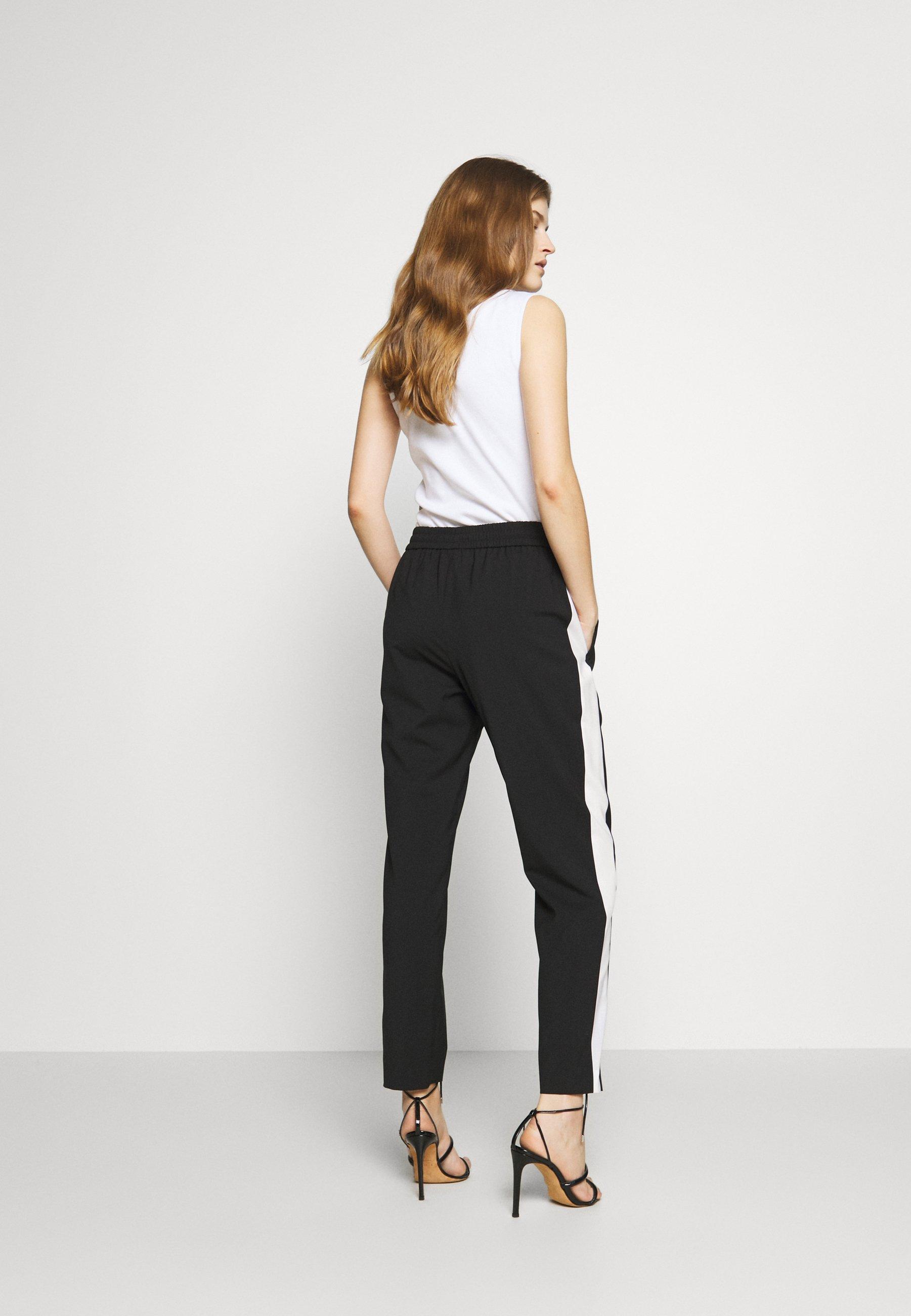 Escada Sport TULIPAKA - Spodnie treningowe - black