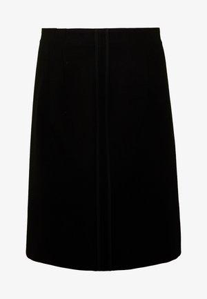 ROKALI - Áčková sukně - black