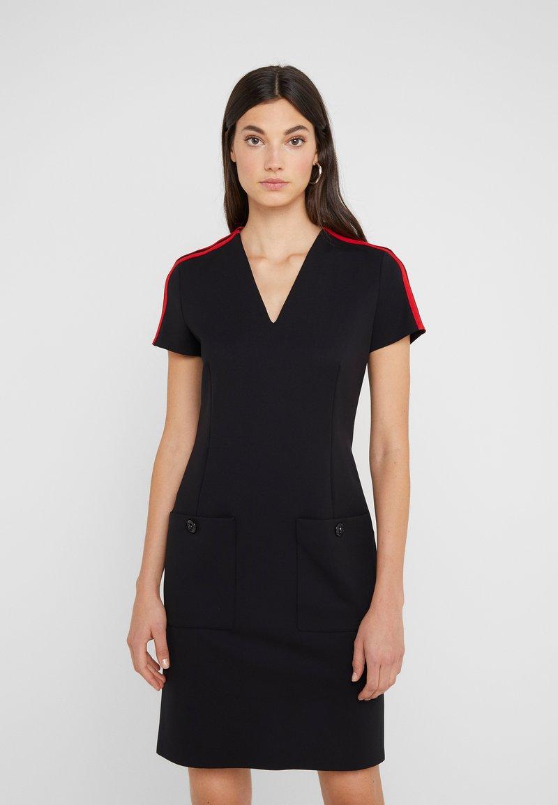 Escada Sport - DERBA - Vestito di maglina - black