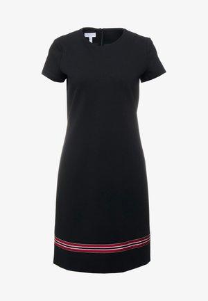 ZALANDO X ESCADA SPORT DRESS - Žerzejové šaty - black