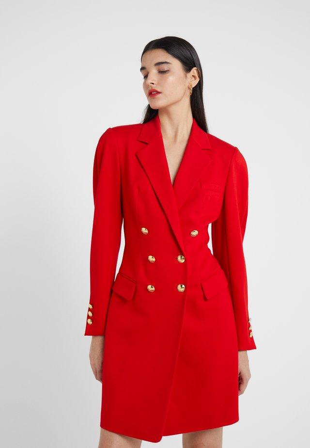 RITA ORA X ESCADA DALICILA DRESS - Blousejurk - rita red