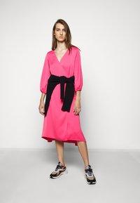 Escada Sport - DAISEN - Denní šaty - pink myrtle - 1
