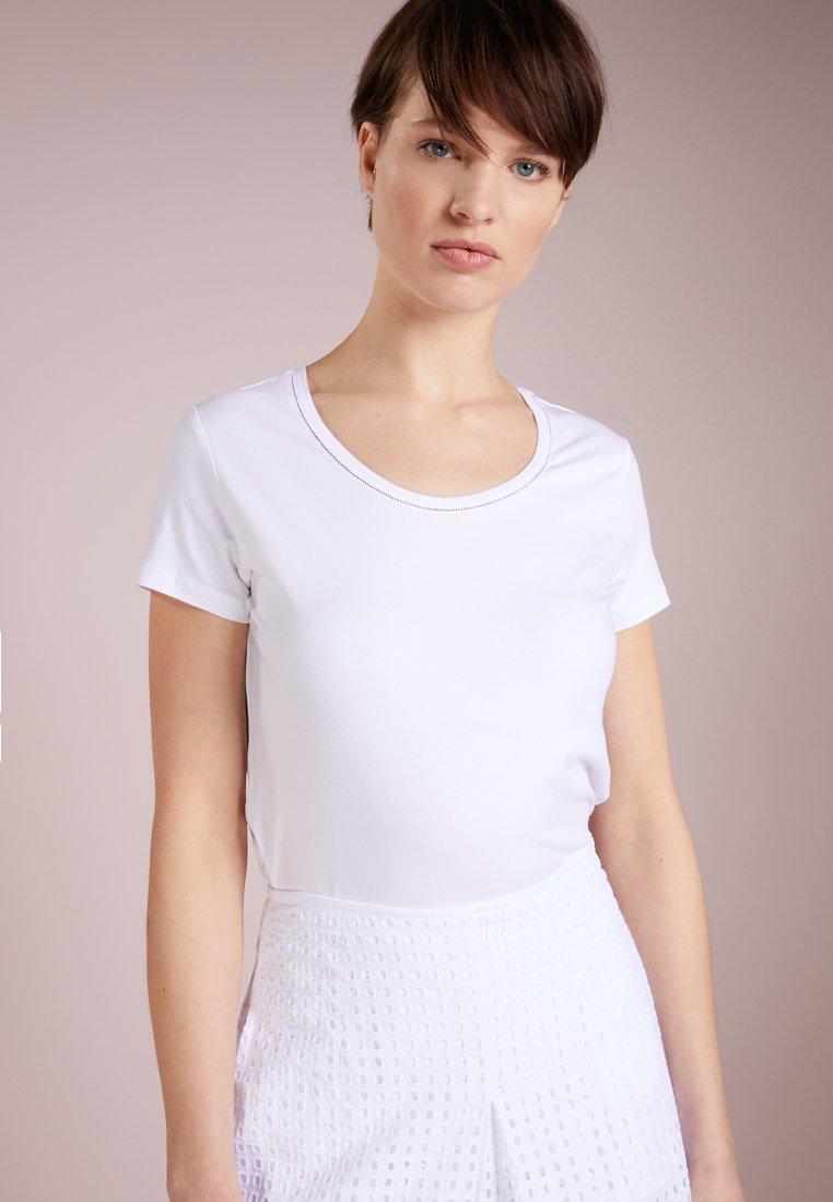 Escada Sport - EBASICA - T-shirt basic - white
