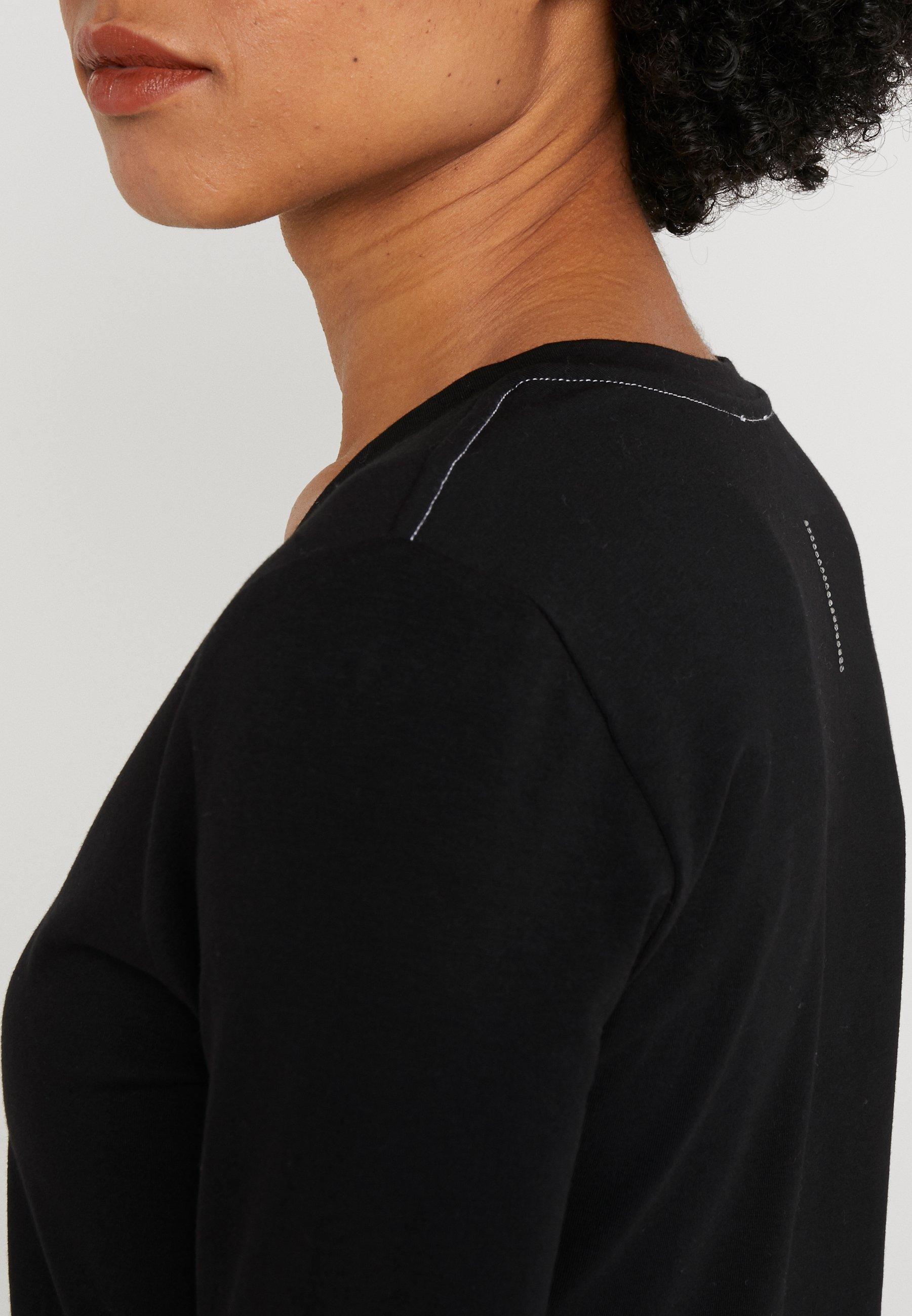 Escada Sport EBAZE - Topper langermet - black