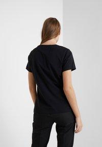 Escada Sport - ELLAMINE - T-shirt basic - black - 2