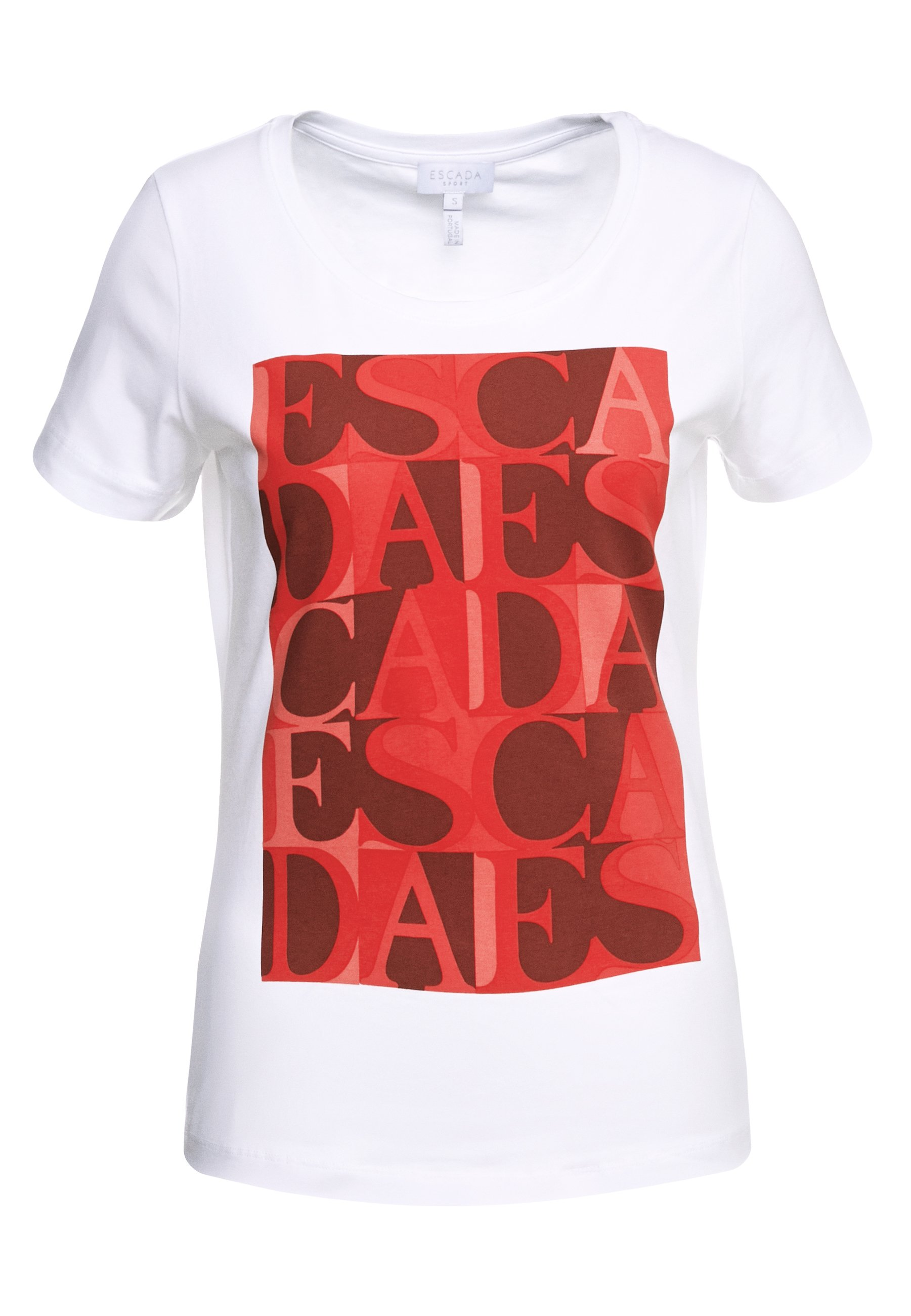 Escada Sport ZALANDO X ESCADA SPORT - T-shirts med print - red