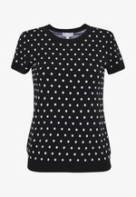 SALARIA - T-shirt imprimé - black