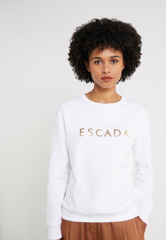 ELEZERA - Sweatshirt - white