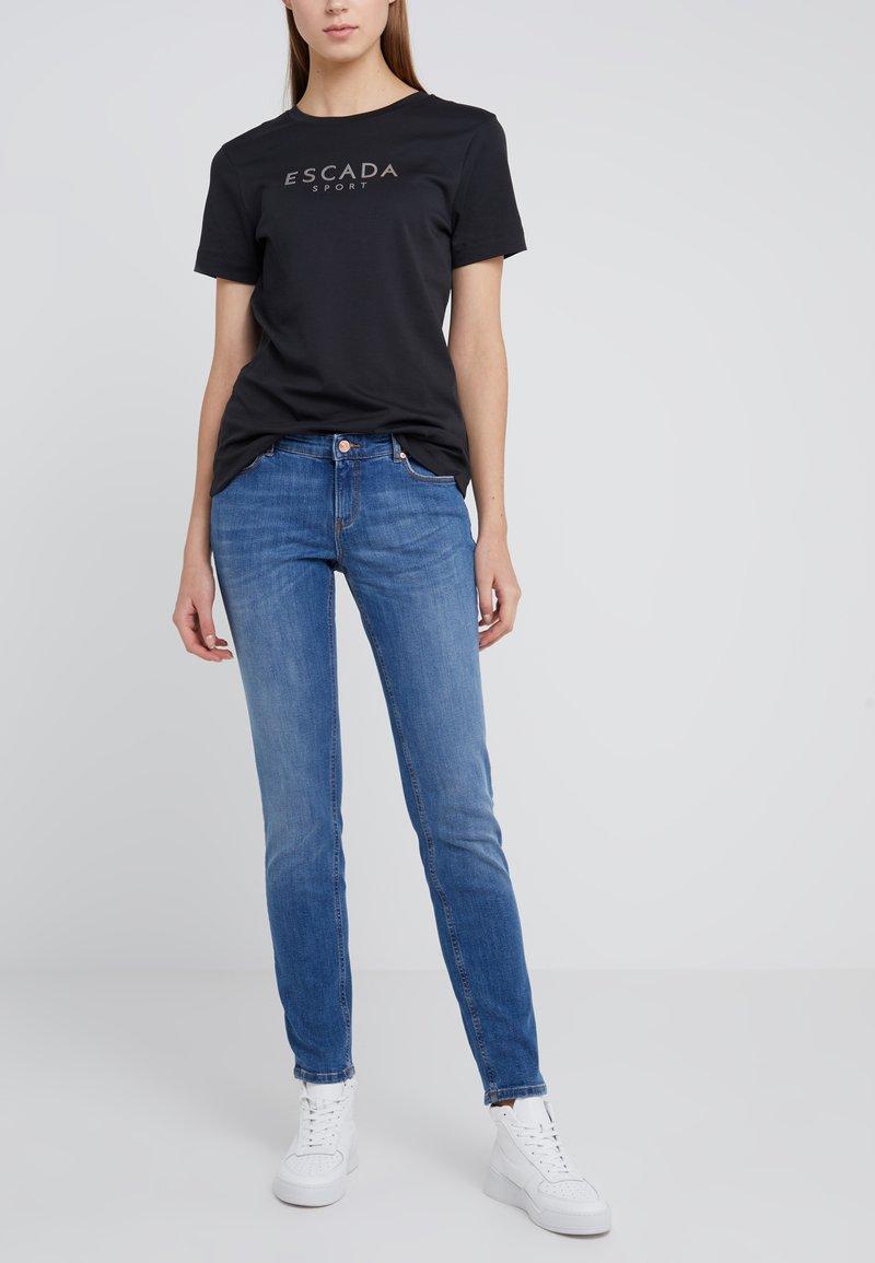 Escada Sport - Jeans slim fit - medium blue