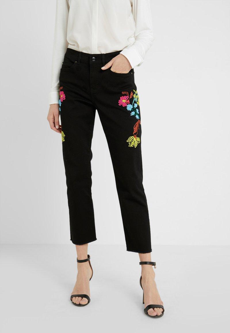 Escada Sport - Jeans straight leg - black