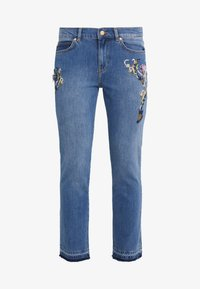 Escada Sport - Jean droit - medium blue - 4