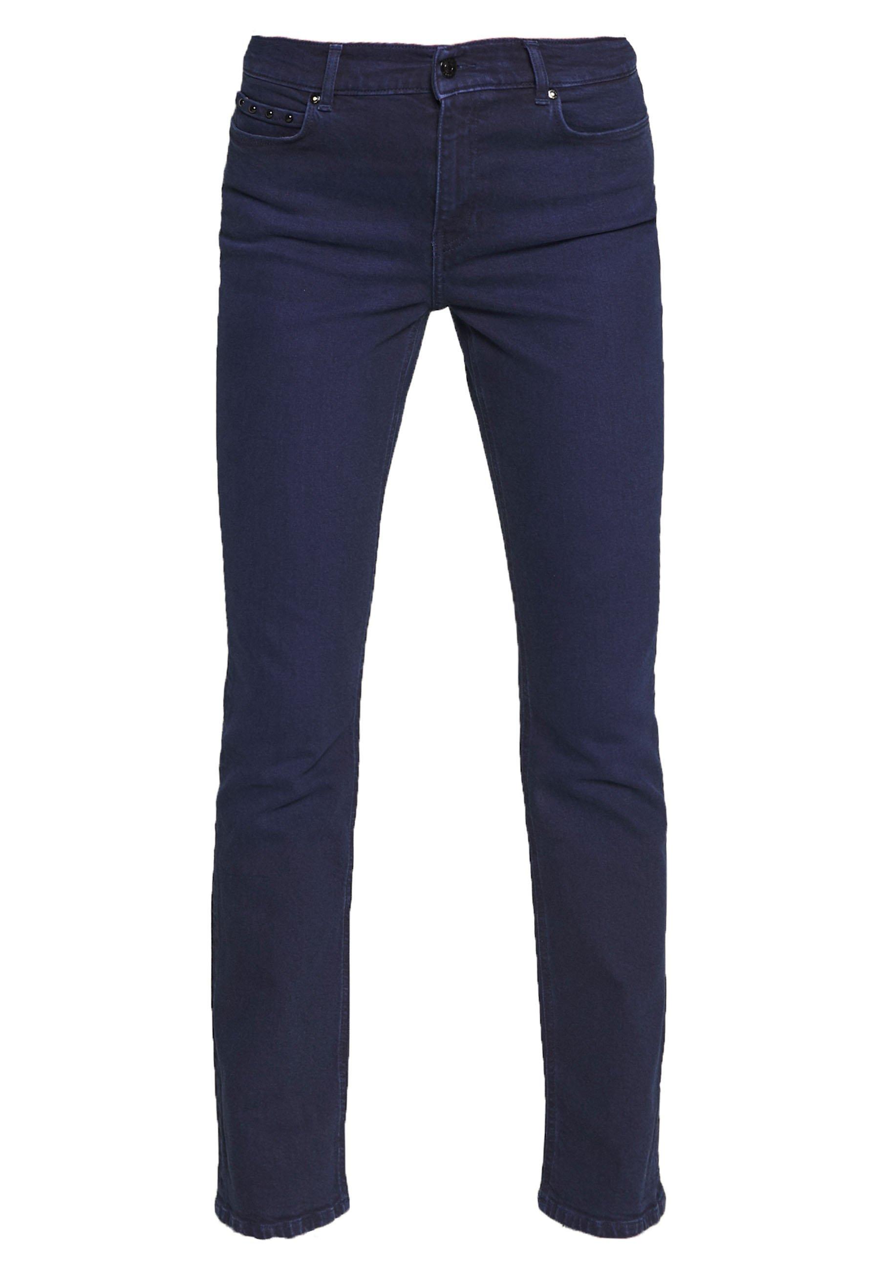 Escada Sport FIVE POCKET - Jeansy Slim Fit - dark blue