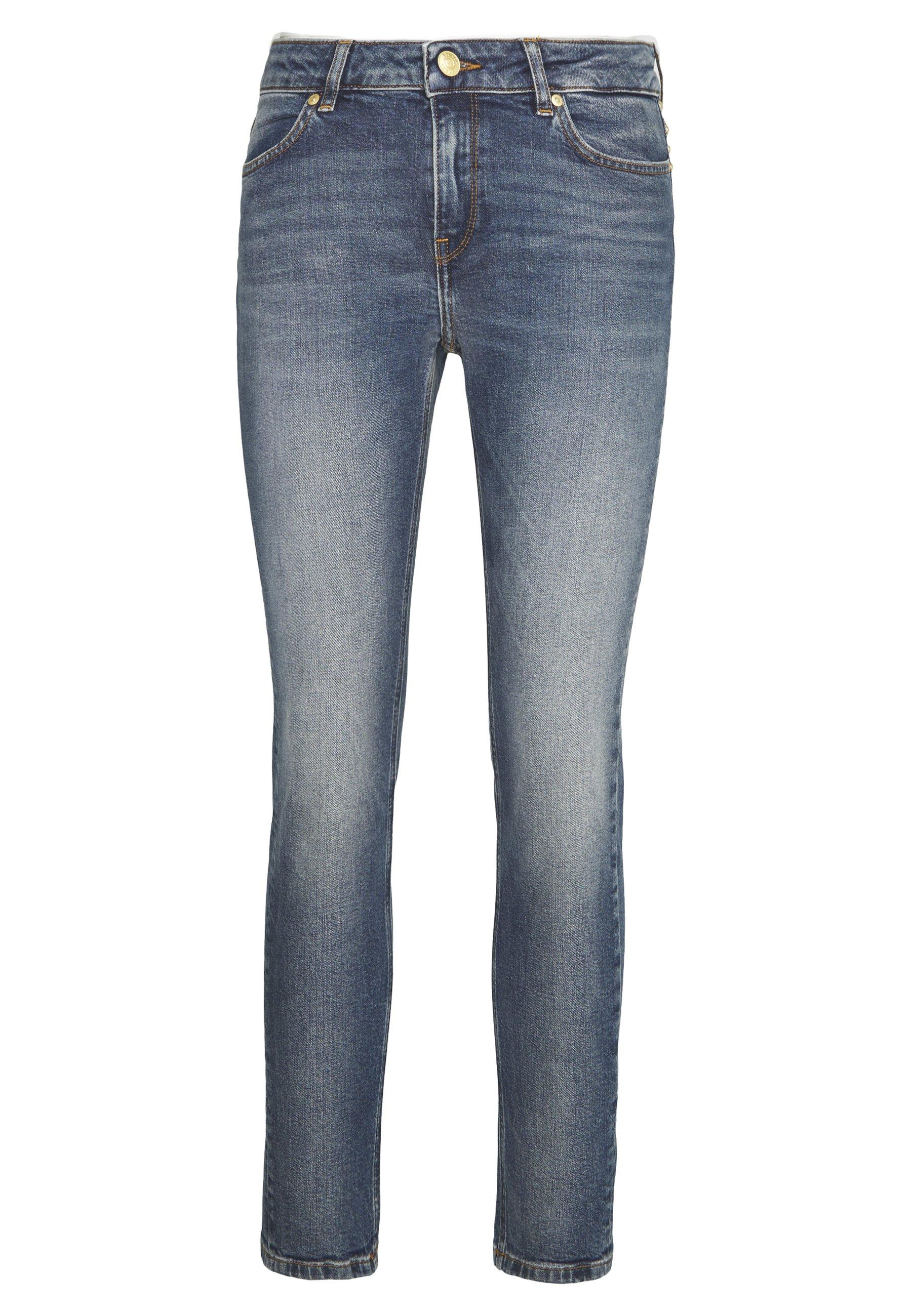 Escada Sport FIVE-POCKET - Jeansy Skinny Fit - medium blue