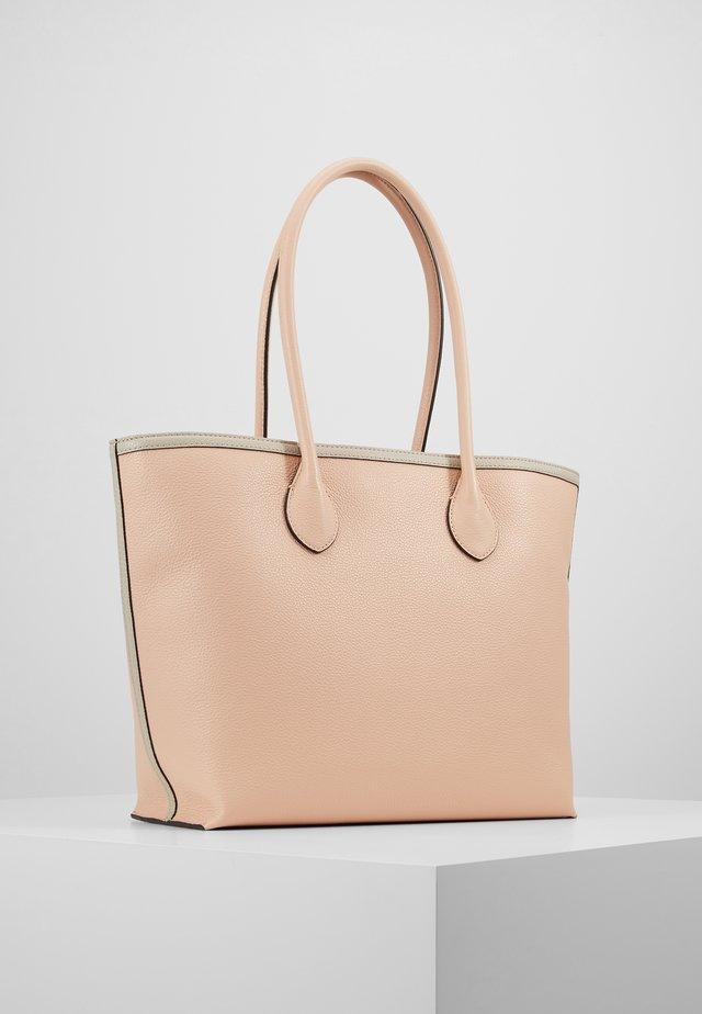 SHOPPER - Cabas - rosa