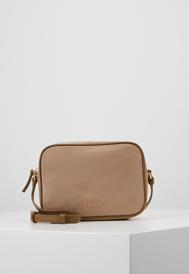 CROSSBODY - Schoudertas - beige